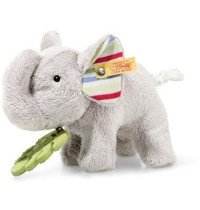 Steiff - Timmi Elefant 17cm grau mit Beissring