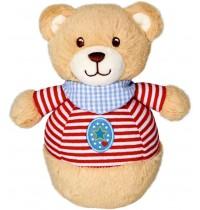 Steh-auf-Teddy mit Glockenspi