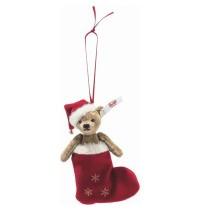 Steiff - Weihnachtsteddybär Ornament