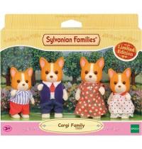 Sylvanian Families - Families Corgi Familie