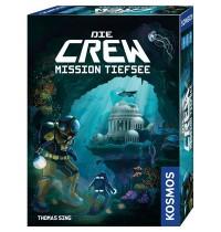 Die Crew Mission Tiefsee Familienspiel KOSMOS 680596