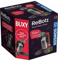 ReBotz Buxy Jumping-Bot