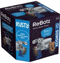 ReBotz Rusty Crawling-Bot
