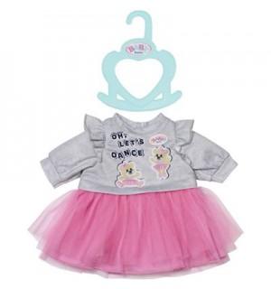 Zapf Creation - BABY born Little Kleider rosa 36 cm