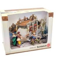 Schleich - World of Historie -  Kampfelefant Aufsatz