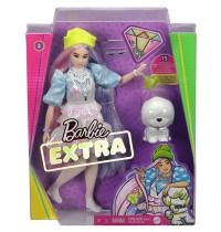 Mattel - Barbie Extra Puppe mit langen Pastell-Haaren