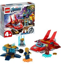 LEGO® Marvel Avengers Movie 4 76170 - Iron Man vs. Thanos