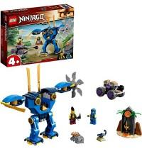 LEGO® Ninjago 71740 - Jays Elektro-Mech