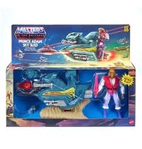 Mattel - Masters of the Universe Origins Skysled Prinz Adam Schlitten für 14 cm Figuren