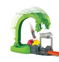 Mattel GTT93 Hot Wheels® City Toxic Snake Strike