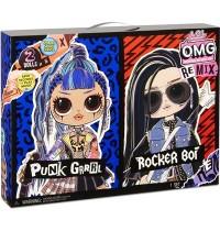 MGA - REMIX - L.O.L. Surprise OMG Remix Dolls - L.O.L. Surprise OMG Remix 2-Pack