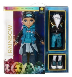MGA - Rainbow High - Rainbow High Fashion Doll - River Kendall