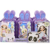MGA - Na! Na! Na! Surprise - 2-in-1 Pom Doll Asst in PDQ Wave 1