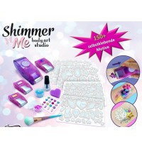 CLM Shimmer Me - Body Art Stu