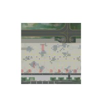 Herpa - Flughafen Bodenplatten - Set 1: Passagierterminal