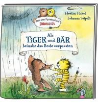 Tonies® Janosch - Als Tiger und Bär beinahe das Beste verpassten
