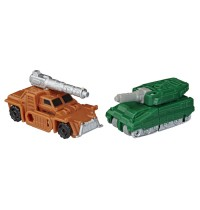 Transformers Generations War Transformers Generations War For Cybertron Earthrise Micromaster