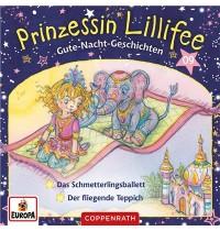Europa - Prinzessin Lillifee - 009/Gute-Nacht-Geschichten Folge 17+18 - Das Schmetterlingsballett/De