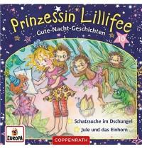 Europa - Prinzessin Lillifee - 010/Gute-Nacht-Geschichten Folge 19+20 - Schatzsuche im Dschungel / J