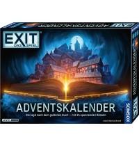 KOSMOS - EXIT - Das Spiel Adventskalender