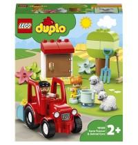 LEGO® DUPLO® 10950 - Traktor und Tierpflege