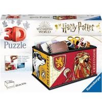 Ravensburger Spiel - 3D Puzzle - Aufbewahrungsbox Harry Potter
