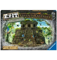 Ravensburger Spiel - EXIT Adventskalender - Der verborgene Mayatempel