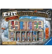 Ravensburger Spiel - EXIT Adventskalender Pro - Das verrückte Zeitreisemuseum