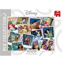 Jumbo Spiele - Disney™ Pics Collection Prinzessin Selfies - 1000 Teile