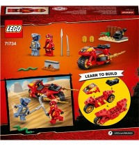 LEGO® Ninjago 71734 - Kais Feuer-Bike