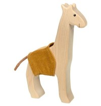 sigikid - Softplay - Holztier Giraffe