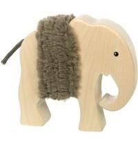 sigikid - Softplay - Holztier Elefant