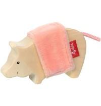 sigikid - Softplay - Holztier Schwein