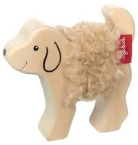sigikid - Softplay - Holztier Hund