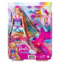 Mattel - Barbie - Dreamtopia Prinzessin Puppe inkl. Haare zum Flechten