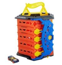 Mattel - Hot Wheels® - 2in1 Spielset und Box inkl. 1 Spielzeugauto