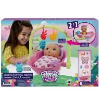 Mattel - My Garden Baby 2-in-1 Badewanne und Bett