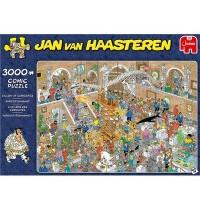 Jumbo Spiele - Jan van Haasteren - Kuriositätenkabinett