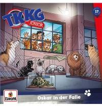 Europa - TKKG Junior - Oskar in der Falle