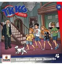 Europa - TKKG Junior - Stimmen aus dem Jenseits