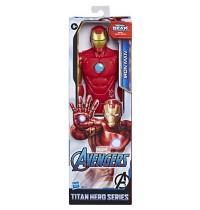 Hasbro - Avengers Titan Hero Figur Iron Man