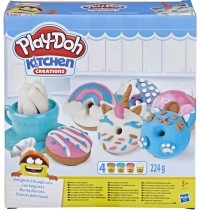 Hasbro - Play-Doh - Bunte Donuts