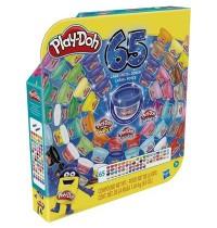 Hasbro - Play-Doh 65 Jahre Vielfalt Pack