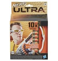 Hasbro - Nerf Ultra Vision Gear Brille und 10 Nerf Ultra Darts