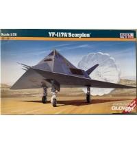 1/72  YF-117A Scorpion - Hersteller: Mistercraft