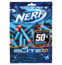 Hasbro - Nerf Elite 2.0 50er Dart Nachfüllpackung