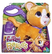 Hasbro - FurReal Friends - Peealots Große Racker Katze