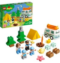 LEGO® DUPLO® 10946 - Familienabenteuer mit Campingbus