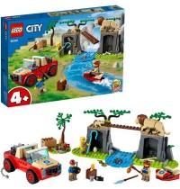 LEGO® City 60301 - Tierrettungs-Geländewagen
