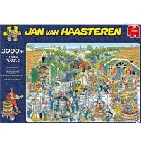 Jumbo Spiele - Jan van Haasteren - Auf dem Weingut